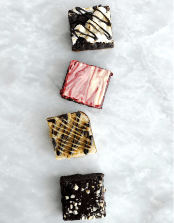 Pastry Bars (Brownies, Carmelitas, Smores, Red Velvet) - Box of 12