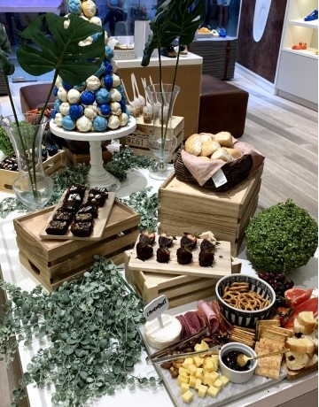 Dessert and Grazing Spread (70-100 pax)