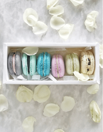 Macarons - Box of 6