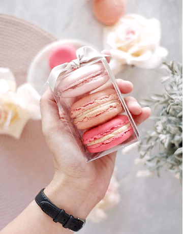 LIMITED EDITION - Dearest Mom Macaron Box (3's)