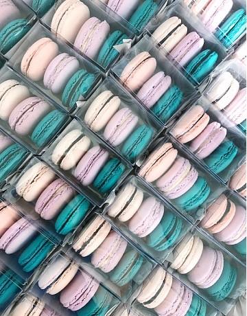 Macarons (3's)